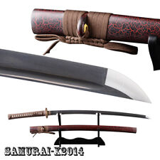 Japanese samurai sword katana 2048 layers Folded Steel Sharp Blade Full Tang