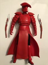 Star Wars SH Figuarts (SHF) Double-blade Elite Praetorian Guard  2017 LOOSE