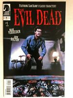 THE EVIL DEAD #1 (2008) Dark Horse Comics John Bolton art FINE+