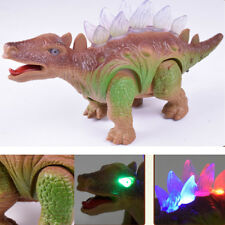 Light Up Dinosaur Remote Control Walking Robot Roaring Interactive Toy Gift BO