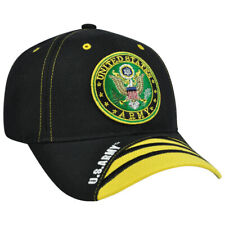 United States USA Army Strong Seal Star War Military Adjustable  Hat Cap