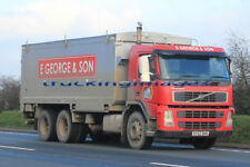 TRUCKINGIMAGES TRUCK PHOTOS - VOLVO 6 WHEELERS - 76 LISTED
