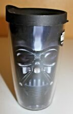 Star Wars Darth Vader Tumbler Tervis with Black Lid 16-Ounce. NEW