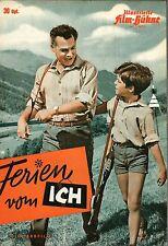 IFB 6620 Filmprogramm-Heft   FERIEN VOM ICH   Paul Hörbiger   E. Flickenschildt