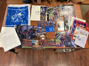 Motorola Cycling Team Tour France DuPont Promotional Items 1991 1993 1994 1995