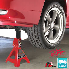 Pair 3 Ton Jack Car Stands 6,000 lb Pair (2) Heavy Duty Car Truck Auto By Torin