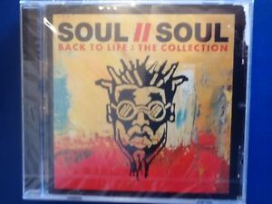 SOUL. TO.  SOUL.            BACK TO  LIFE.        THE.COLLECTION.   COMPACT DISC