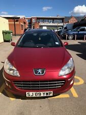Peugeot 407 SW ESTATE DIESEL 2.0L MANUAL 09 PLATE