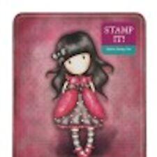 Santoro Gorjuss Stamp Set - Ladybird  NEW   23766