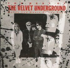 The Velvet Underground - The Best Of ( Words and Music of Lou Reed)