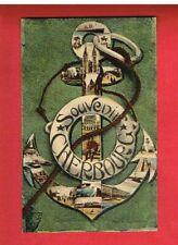 Cherbourg - Souvenir- Carte Postale non circulée.
