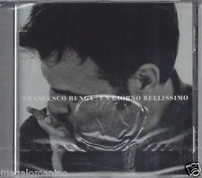 CD ♫ Compact disc **FRANCESCO RENGA ♥ UN GIORNO BELLISSIMO** nuovo sigillato