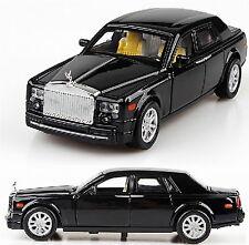 Phantom Rolls Royce Car 1:32 Sound Light Model Toy Birthday Christmas Gift