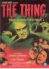 The Thing from Another World (1951) DVD (NEW) / NO CASE (Only Cover & Disc)