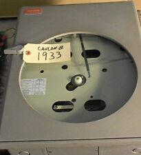 Honeywell Circular Chart Recorder 455X1 -80 to 100C