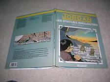 JORDAN/LES STATUES ENGLOUTIES/EO/1990/TBE