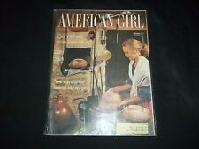 1957 OCTOBER AMERICAN GIRL MAGAZINE - GREAT COVER, PHOTOS & ARTICLES - F 1614