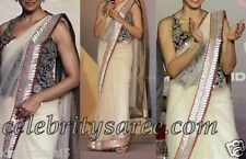 Veeraa Saree Exclusive Beautiful Designer Bollywood Indian Partywear Sari 17