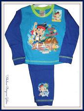 Baby Boys Toddler Official Disney Jake & the Neverland Pirates Pyjamas Nightwear