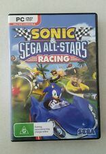 PC GAME - SONIC & SEGA ALL-STARS RACING - PC DVD ROM