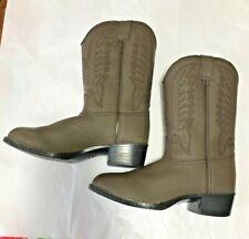 Durango Little Kid Brown Western Cowboy Boots Size 4D Bt904