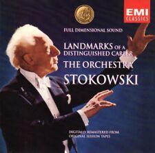 Leopold Stokowski • Landmarks of a distinguished Career CD