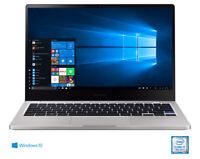 "Samsung NP730XBE-K03US 13.3"" FHD i5-8265U 1.6GHz Intel UHD Graphics 620 8GB RAM"