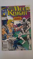 Marc Spector Moon Knight #11 February 1990 Marvel Comics