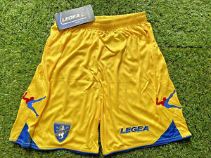 Pantaloncini Calcio FROSINONE shorts football Legea 2016 2017