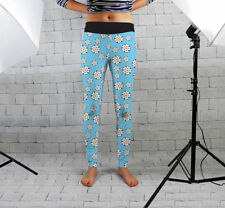 Pantalons et leggings de fitness rose pour femme
