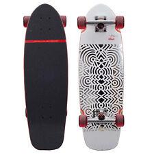 """Globe Skateboard Cruiser Shmoozer China Heights/Foil 8.75"""" x 29"""""""