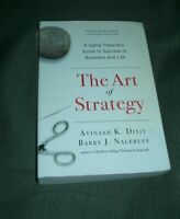 The Art of Strategy : A Game Theorist's Guide to (PB 2010  9780393337174