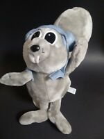 """Vintage Rocky Bullwinkle And Friends Plush Stuffed Animal Toy Network 16"""""""