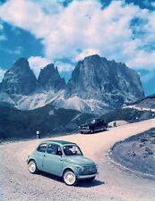 Fiat Nuova 500 1957 – Fiat Cinquecento 1957 –introduction new Model Year–photo 4