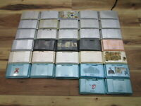 Nintendo DS Lot of 32 Console Japan ver for parts Junk o798