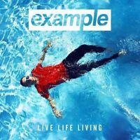 Example - Live Life Living (2014)  CD  NEW  SPEEDYPOST