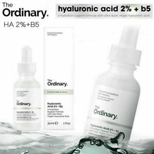 30ml The Ordinary Hyaluronic Acid 2% + B5 Hydration Anti Wrinkle Ageing Serum UK