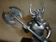Figurine Seigneur des Anneaux, Minotaure, Game Of Thrones, Pass Hellfest