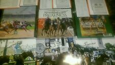 AMERICAN PHAROAH *ULTIMATE AUTOGRAPHED PROGRAMS&PHOTOS $2WIN TICKETS&RESULTS