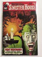 SECRETS OF SINISTER HOUSE #1 DC COMICS 2019 Paul Dini Joker 80 pages