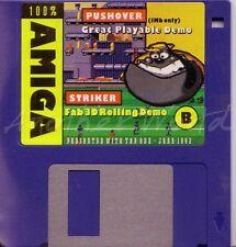The One Amiga - Magazine Coverdisk B - Jun 1992 - Pushover <MQ>