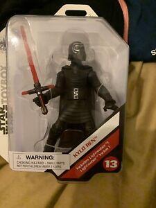 Kylo Ren Star Wars Disney Toybox Action Figure NEW Rare
