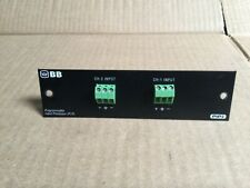 BB Programmable Input Processor PIP2 Crown PWB100498-2 Free Shipping