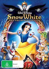 SNOW WHITE AND THE SEVEN DWARFS : NEW Disney DVD