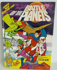 Battle Of The Planets Annual Gatchaman 1979 Rare