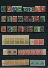 Germany, Deutsches Reich, Nazi, liquidation collection, stamps, Lot,used (KS 66)