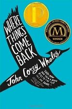 Where Things Come Back by John Corey Whaley  (Paperback)