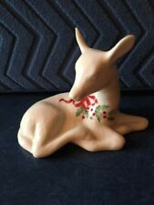 Lenox Collectible Annual Holiday Jewel Deer Excellent Condition