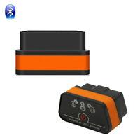 Car Diagnostics Scanner Code Reader Tool Bluetooth OBDII For Phone PC Tablet