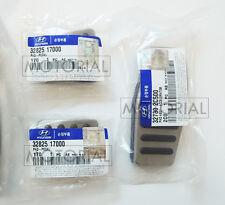 2003-2008 HYUNDAI TIBURON / TUSCANI & COUPE OEM Manual Brake Accel Pedal 3pcs